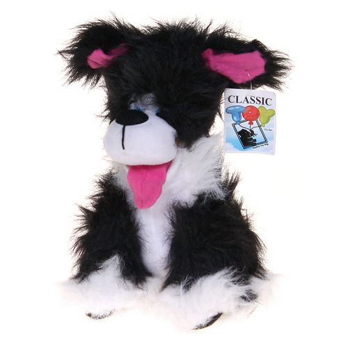 Classic Toy Dog Plush at up to 95% Off - Swap.com
