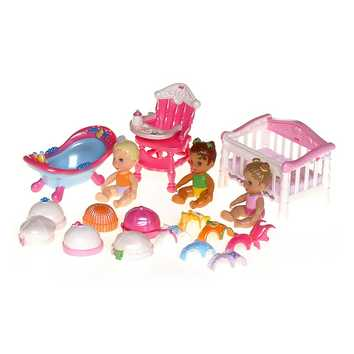Doll Play Set for Sale on Swap.com