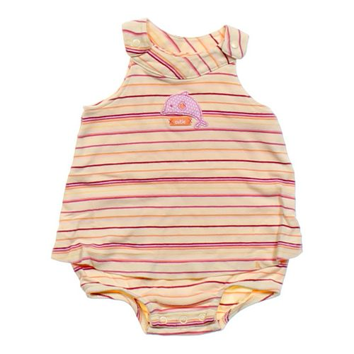 Carter's Dolphin Bodysuit in size 12 mo at up to 95% Off - Swap.com