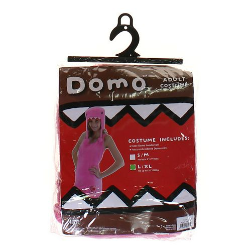 Elope Domo Adult Costume in size One Size at up to 95% Off - Swap.com
