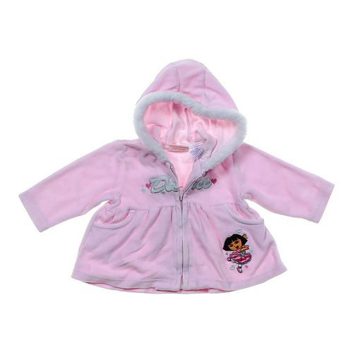 Nickelodeon Dora Hoodie in size 12 mo at up to 95% Off - Swap.com
