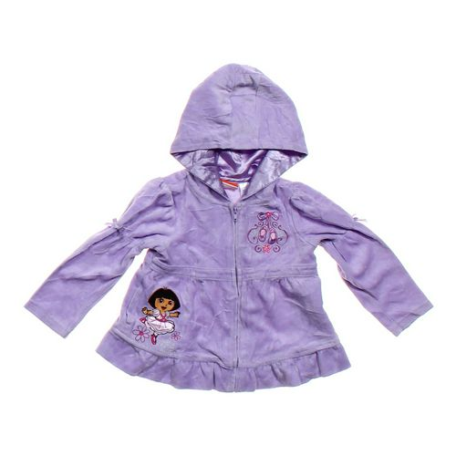 Nickelodeon Dora Hoodie in size 24 mo at up to 95% Off - Swap.com
