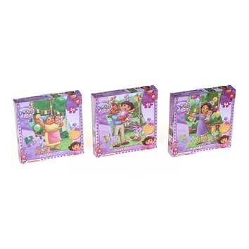 Dora The Explorer Puzzle Set for Sale on Swap.com