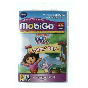 Dora the Explorer Twins' Day Learning Games for Sale on Swap.com