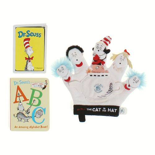 Dr. Seuss Learning Activity Set at up to 95% Off - Swap.com