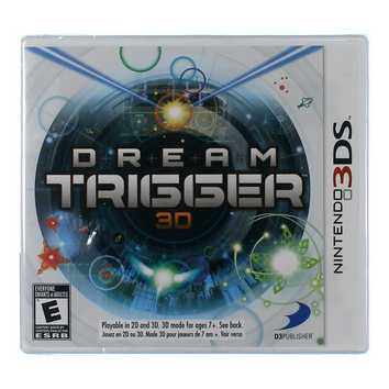 Dream Trigger 3D by Nintendo for Sale on Swap.com