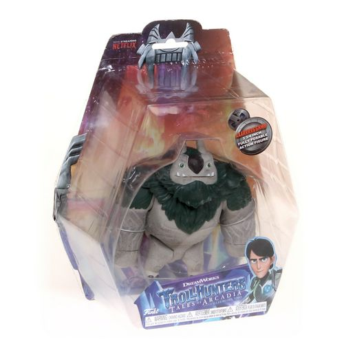 DreamWorks DreamWorks TrollHunters at up to 95% Off - Swap.com