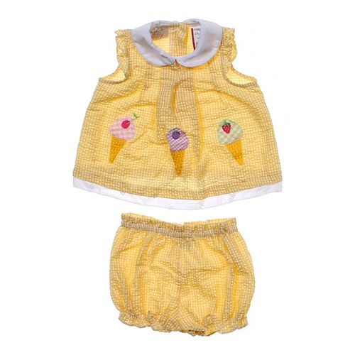 Little Bitty Dress & Bloomers Set in size 3 mo at up to 95% Off - Swap.com