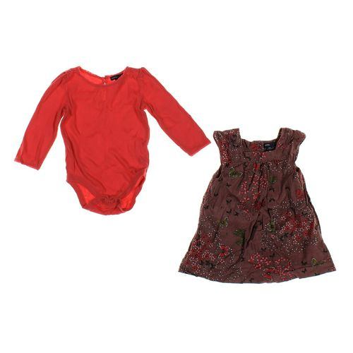 babyGap Dress & Bodysuit Set in size 3 mo at up to 95% Off - Swap.com