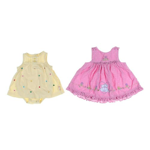 Carter's Dress & Bodysuit Set in size 6 mo at up to 95% Off - Swap.com