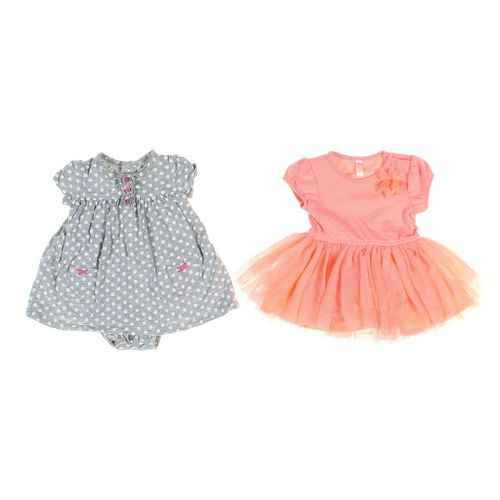 Cherokee Dress & Bodysuit Set in size 6 mo at up to 95% Off - Swap.com