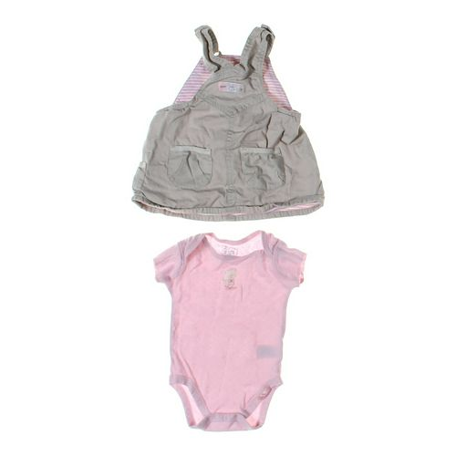 The Children's Place Dress & Bodysuit Set in size 3 mo at up to 95% Off - Swap.com