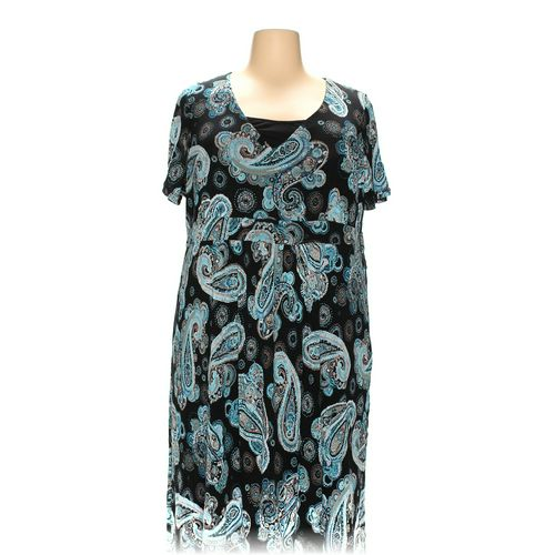 Croft & Barrow Dress in size 2X at up to 95% Off - Swap.com