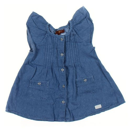 7 For All Mankind Dress in size 18 mo at up to 95% Off - Swap.com