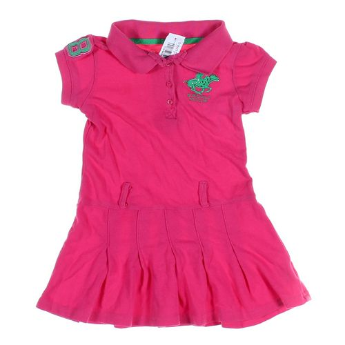 Beverly Hills Polo Club Dress in size 4/4T at up to 95% Off - Swap.com
