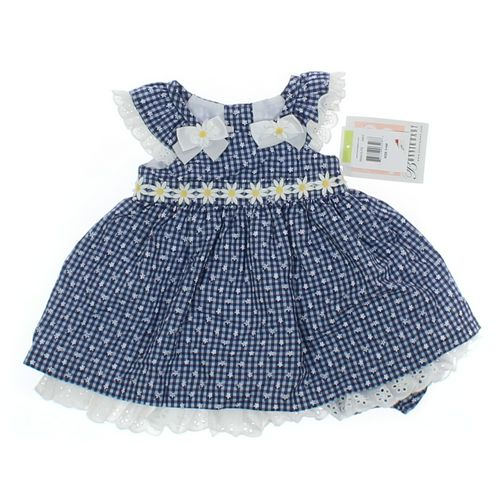 Bonnie Baby Dress in size 3 mo at up to 95% Off - Swap.com