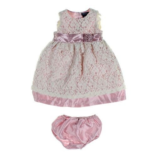 Chaps Dress in size 24 mo at up to 95% Off - Swap.com