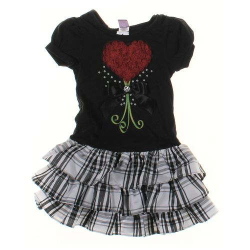 Dollie & Me Dress in size 5/5T at up to 95% Off - Swap.com