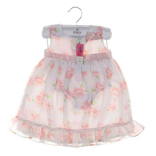 FAO Schwarz Dress in size 24 mo at up to 95% Off - Swap.com