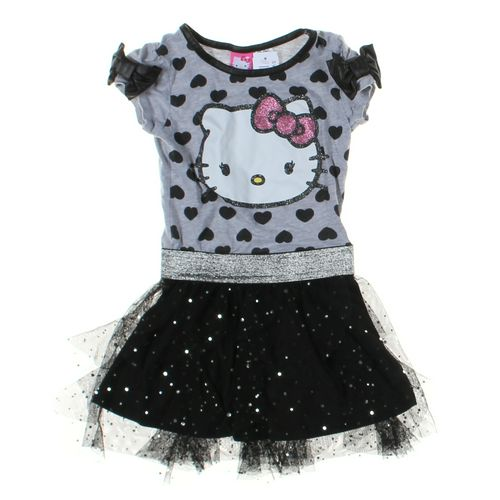 Hello Kitty Dress in size 4/4T at up to 95% Off - Swap.com