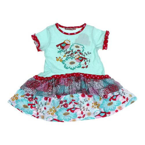 Jelly the Pug Dress in size 2/2T at up to 95% Off - Swap.com