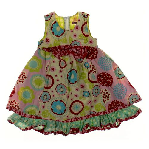 Jelly the Pug Dress in size 3/3T at up to 95% Off - Swap.com