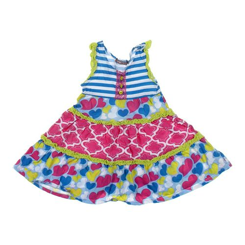 Jelly the Pug Dress in size 5/5T at up to 95% Off - Swap.com