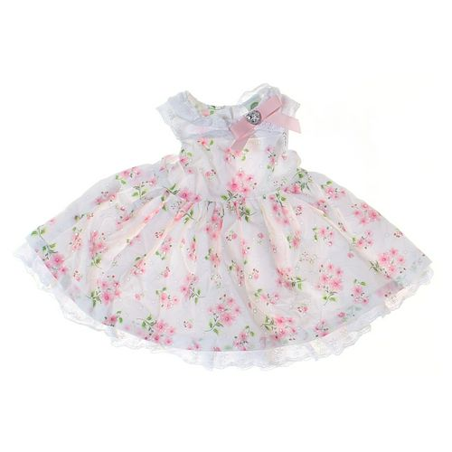Little Me Dress in size 3 mo at up to 95% Off - Swap.com