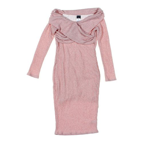 May Pink Dress in size JR 11 at up to 95% Off - Swap.com