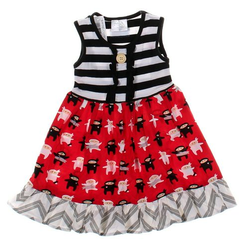Momi Boutique Dress in size 2/2T at up to 95% Off - Swap.com