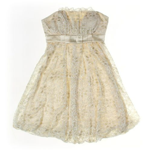 Morgan & Co. Dress in size JR 3 at up to 95% Off - Swap.com