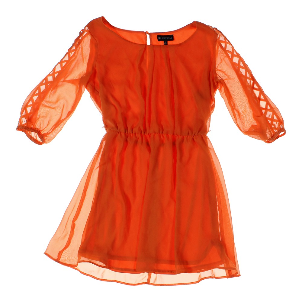 84e5d6b21 My Michelle Dress in size JR 7 at up to 95% Off - Swap.