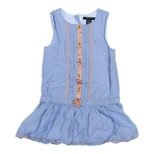 Nautica Dress in size 5/5T at up to 95% Off - Swap.com