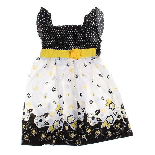 Park Bench Kids Dress in size 4/4T at up to 95% Off - Swap.com