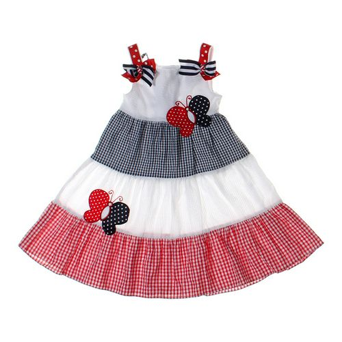Rare Editions Dress in size 4/4T at up to 95% Off - Swap.com