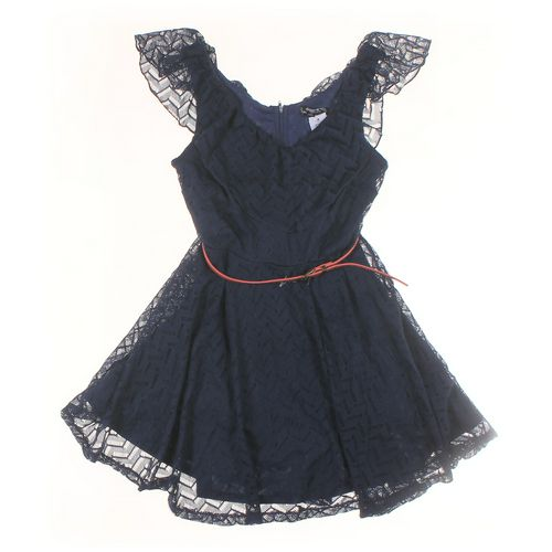Sequin Hearts Dress in size JR 5 at up to 95% Off - Swap.com