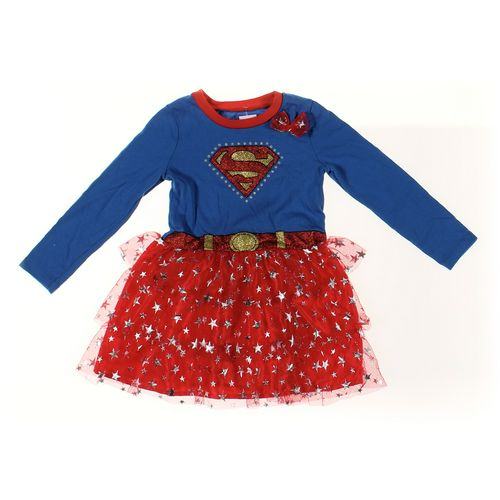 Supergirl Dress in size 4/4T at up to 95% Off - Swap.com