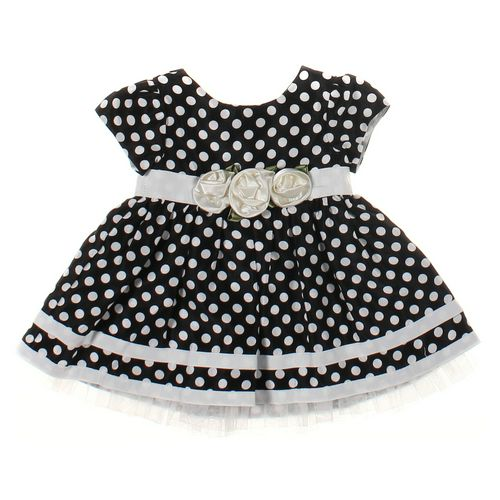 Sweet Heart Rose Dress in size 12 mo at up to 95% Off - Swap.com