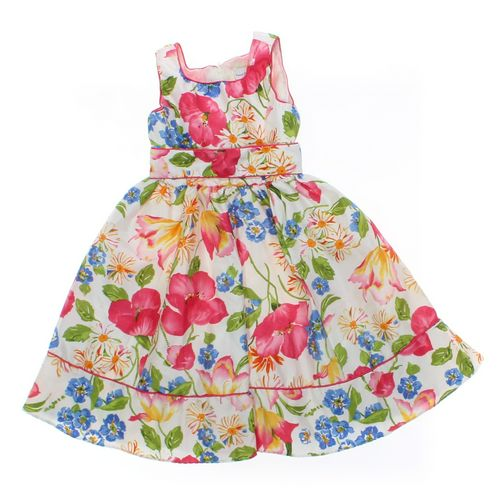 Sweet Heart Rose Dress in size 5/5T at up to 95% Off - Swap.com