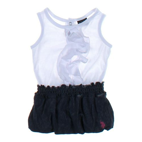 U.S. Polo Assn. Dress in size 12 mo at up to 95% Off - Swap.com