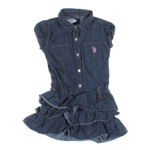 U.S. Polo Assn. Dress in size 6 at up to 95% Off - Swap.com