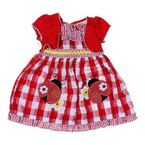 Youngland Dress in size 18 mo at up to 95% Off - Swap.com