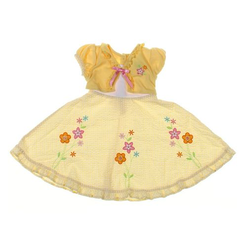 Youngland Dress in size 3/3T at up to 95% Off - Swap.com