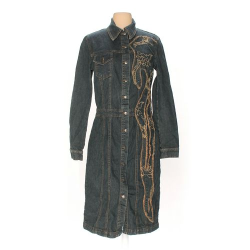 Joy Jeans Dress in size M at up to 95% Off - Swap.com