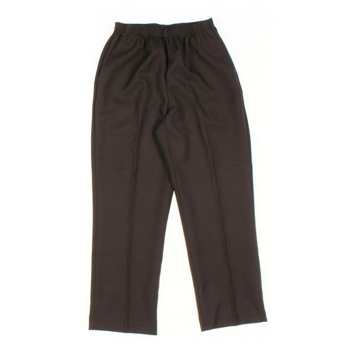 Alfred Dunner Dress Pants in size 8 at up to 95% Off - Swap.com
