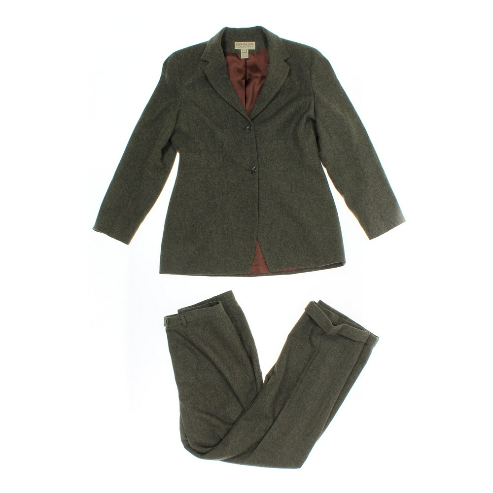 Jones New York Dress Pants & Blazer Set