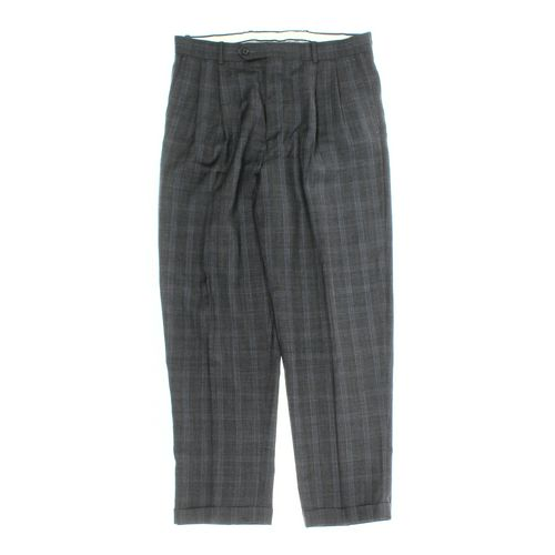 "Cordovan & Grey Dress Pants in size 34"" Waist at up to 95% Off - Swap.com"
