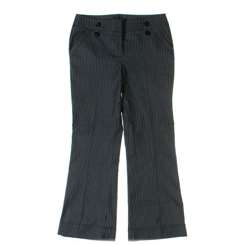 Spring Street Dress Pants in size JR 11 at up to 95% Off - Swap.com