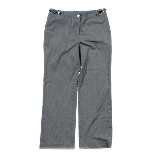 Larry Levine Dress Pants in size 8 at up to 95% Off - Swap.com