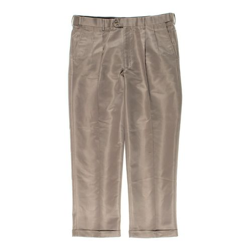 """Perry Ellis Portfolio Dress Pants in size 36"""" Waist at up to 95% Off - Swap.com"""